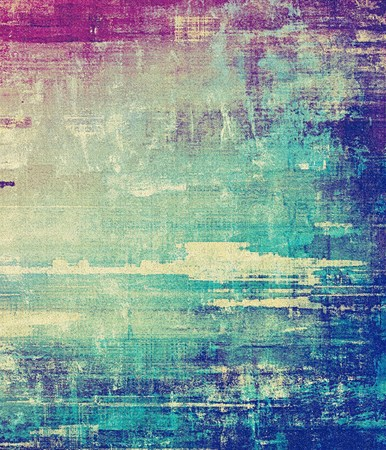bad condition: Grunge colorful background. With different color patterns: gray; purple (violet); cyan; blue