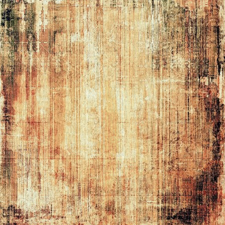 grime: Art grunge vintage textured background. With different color patterns: yellow (beige); brown; gray; black