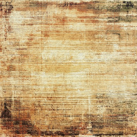 aging: Grunge aging texture, art background. Stock Photo