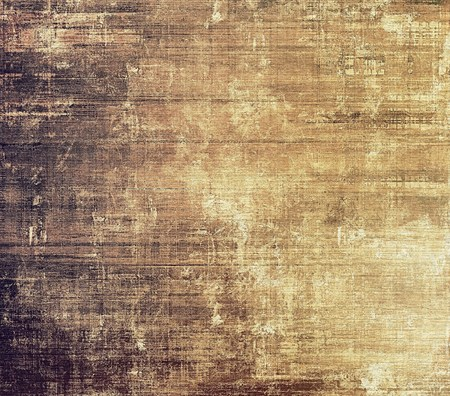 Grunge old texture as abstract background. With different color patterns: yellow (beige); brown; gray; black