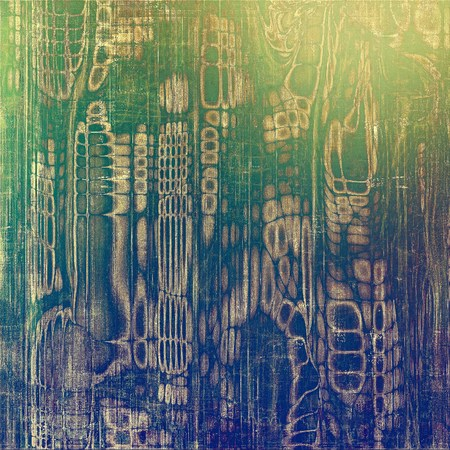 grime: Rough grunge texture. With different color patterns: yellow (beige); blue; green