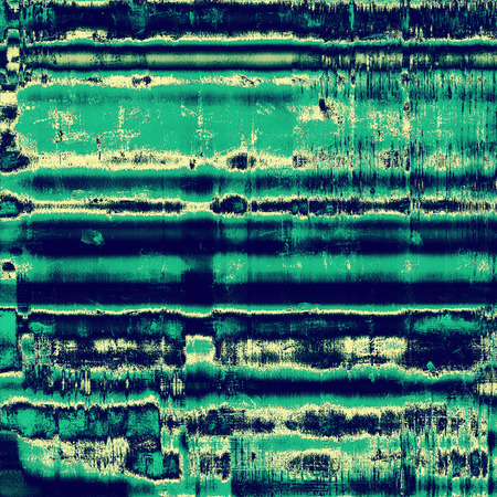 chipped: Old texture with delicate abstract pattern as grunge background. With different color patterns: gray; green; blue