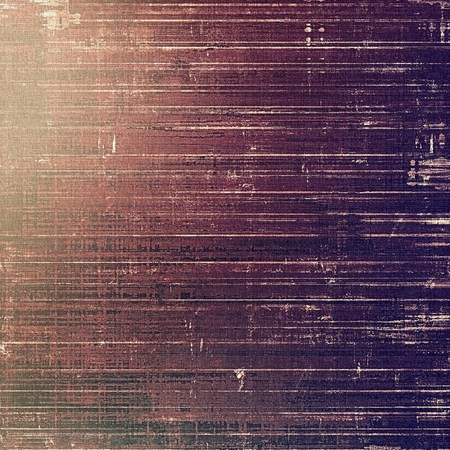 oldfield: Weathered and distressed grunge background with different color patterns: brown; gray; purple (violet) Stock Photo