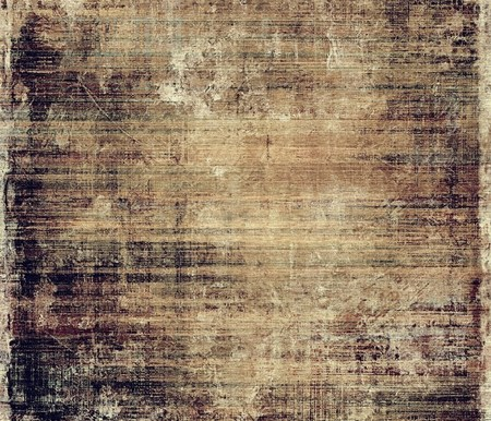 rough: Abstract old background with rough grunge texture. With different color patterns: yellow (beige); brown; gray Stock Photo