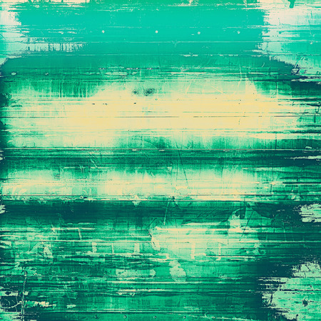 intensity: Grunge colorful background. With different color patterns: yellow (beige); green; cyan
