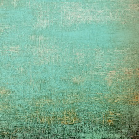crosshatching: Retro background with old grunge texture. With different color patterns: gray; blue; cyan