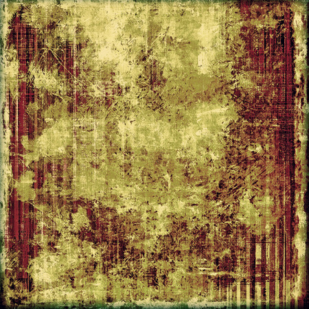 green purple: Grunge old texture as abstract background. With different color patterns: brown; green; purple (violet)