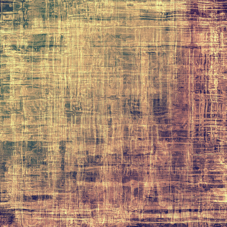 green purple: Old antique texture (for background). With different color patterns: yellow (beige); gray; green; purple (violet) Stock Photo