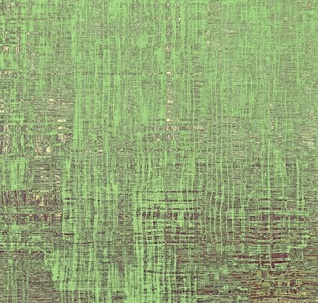 crosshatching: Art grunge vintage textured background. With different color patterns: gray; green; purple (violet)