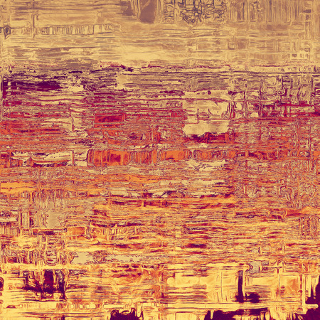 old fashioned sepia: Grunge colorful background. With different color patterns: yellow (beige); brown; purple (violet)