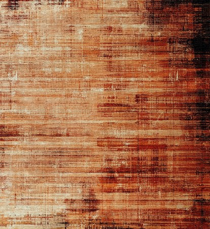 Old texture - perfect background with space for your text or image. With different color patterns: yellow (beige); brown; black; red (orange) photo