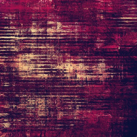 pink black: Textured old pattern as background. With different color patterns: yellow (beige); purple (violet); pink; black