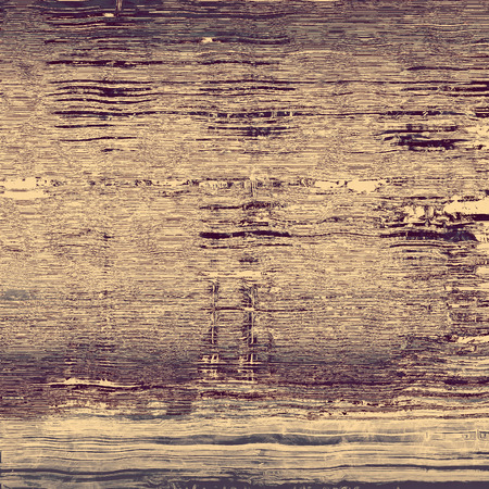 crosshatching: Old-style background, aging texture. With different color patterns: brown; gray; purple (violet) Stock Photo
