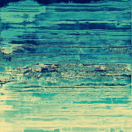 Rough grunge texture. With different color patterns: gray; blue; cyan