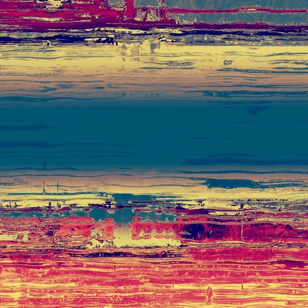 bad condition: Grunge texture, distressed background. With different color patterns: yellow (beige); purple (violet); pink; blue