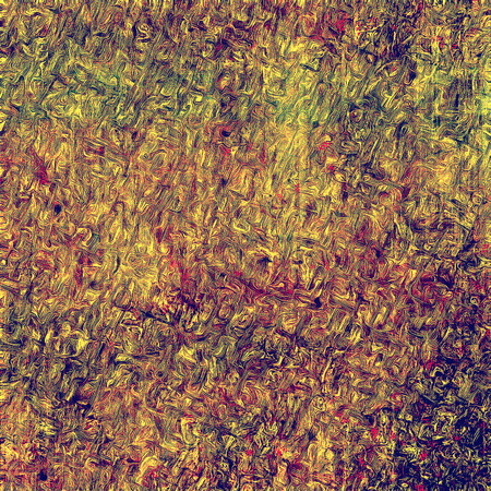 threadbare: Vintage old texture for creative retro background. With different color patterns: yellow (beige); brown; purple (violet); green