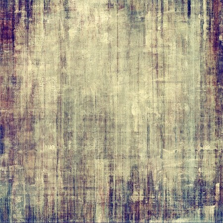 burlap: Old and weathered grunge texture. With different color patterns: brown; gray; purple (violet)
