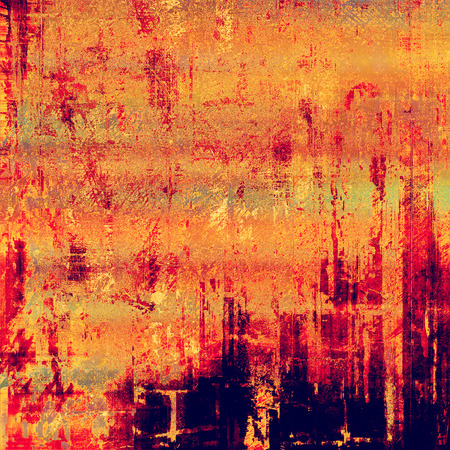 violet red: Old abstract grunge background for creative designed textures. With different color patterns: yellow (beige); purple (violet); red (orange); pink Stock Photo