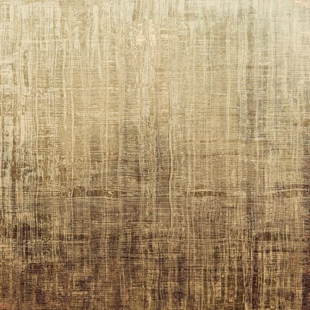 patched: Grunge old texture as abstract background. With different color patterns: yellow (beige); brown; gray