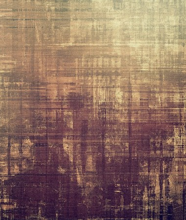 crosshatching: Old abstract texture with grunge stains. With different color patterns: yellow (beige); brown; gray; purple (violet)