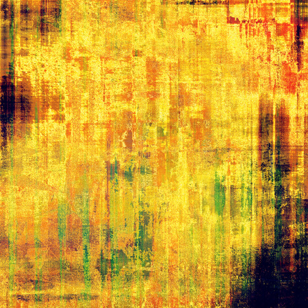 bad condition: Vintage texture ideal for retro backgrounds. With different color patterns: yellow (beige); red (orange); black; green
