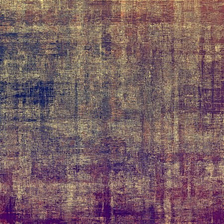 crosshatched: Vintage texture with space for text or image, grunge background. With different color patterns: brown; gray; blue; purple (violet)