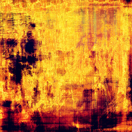 pink and black: Old scratched retro-style background. With different color patterns: yellow (beige); red (orange); pink; black