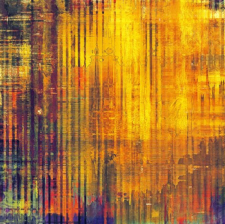violet red: Old grunge antique texture. With different color patterns: yellow (beige); brown; purple (violet); red (orange) Stock Photo