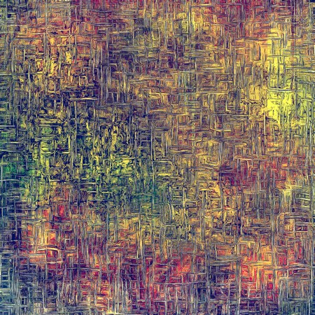 Old grunge textured background. With different color patterns: yellow (beige); green; blue; purple (violet) photo