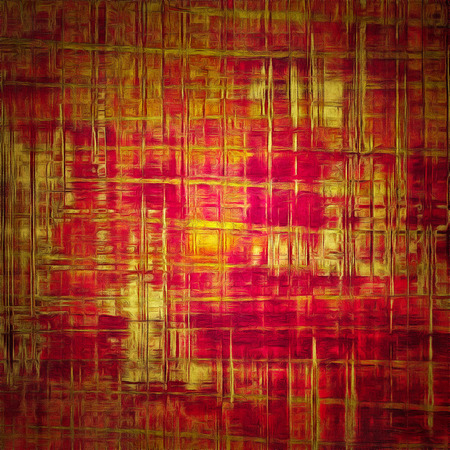 burnt edges: Old grunge template. With different color patterns: yellow (beige); brown; red (orange); pink