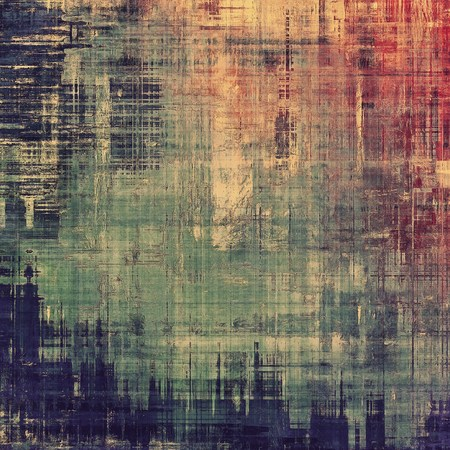 blue grunge background: Grunge colorful background. With different color patterns: brown; gray; purple (violet); blue