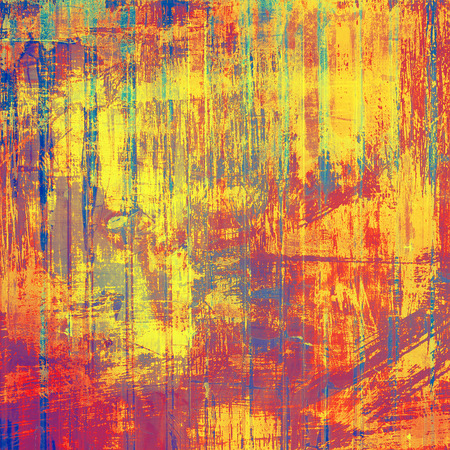 violet red: Antique vintage textured background. With different color patterns: yellow (beige); blue; purple (violet); red (orange) Stock Photo