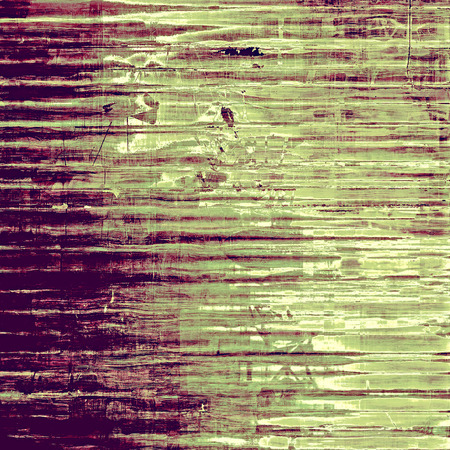 verde y morado: Abstract grunge background with retro design elements and different color patterns: gray; green; purple (violet); pink