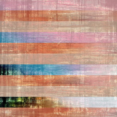 aging process: Designed grunge texture or background. With different color patterns: brown; gray; blue; pink