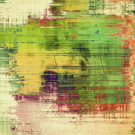 violet red: Grunge texture, Vintage background. With different color patterns: yellow (beige); brown; green; purple (violet); red (orange)