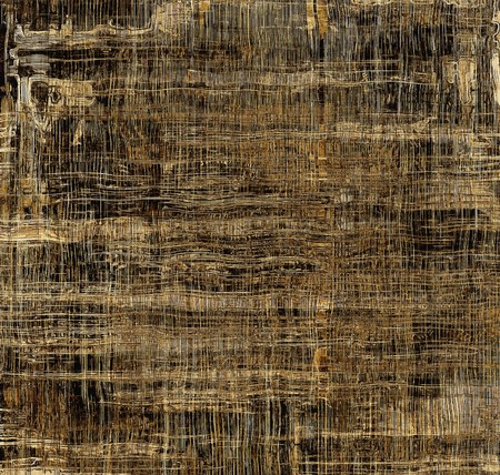 grime: Grunge background with space for text or image. With different color patterns: yellow (beige); brown; gray; black Stock Photo