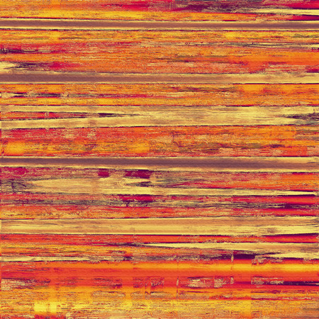 bad condition: Antique vintage background. With different color patterns: yellow (beige); brown; red (orange); purple (violet)