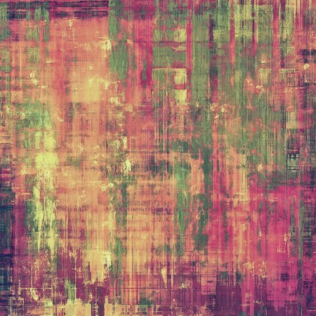 green purple: Vintage old texture for background. With different color patterns: yellow (beige); green; purple (violet); pink