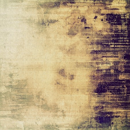 vintage texture: Designed grunge texture or background. With different color patterns: yellow (beige); brown; gray; purple (violet)