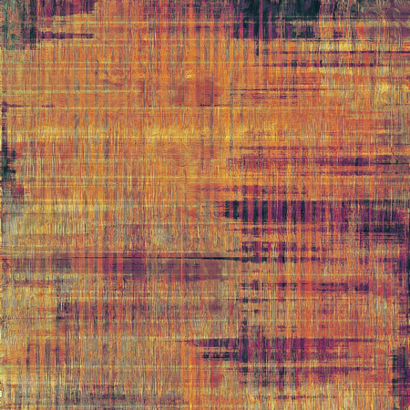 violet red: Art grunge vintage textured background. With different color patterns: yellow (beige); brown; purple (violet); red (orange) Stock Photo