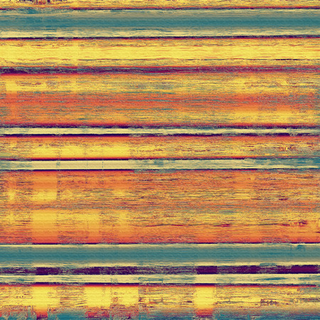 Old abstract texture with grunge stains. With different color patterns: yellow (beige); red (orange); blue; purple (violet)