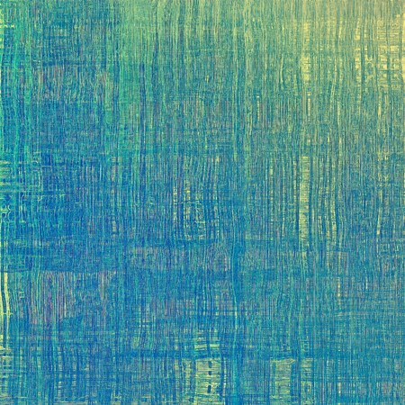 oldfield: Old, grunge background or ancient texture. With different color patterns: yellow (beige); cyan; blue; green