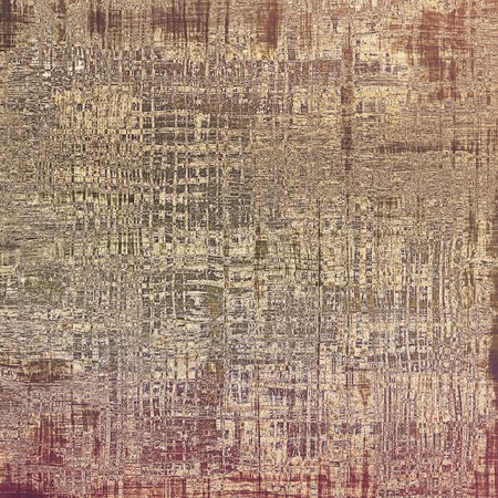 creased: Abstract old background or faded grunge texture. With different color patterns: brown; gray; purple (violet); pink