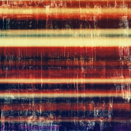 creased: Grunge stained texture, distressed background with space for text or image. With different color patterns: yellow (beige); brown; purple (violet); red (orange)