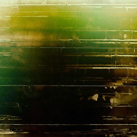 crosshatch: Art grunge vintage textured background. With different color patterns: yellow (beige); brown; green; black