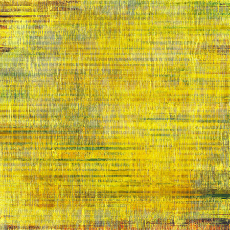 oldfield: Weathered and distressed grunge background with different color patterns: yellow (beige); brown; green