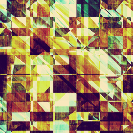 green purple: Background with grunge stains. With different color patterns: yellow (beige); brown; green; purple (violet)