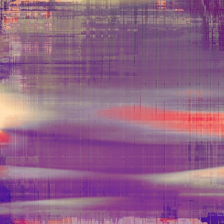 violet red: Highly detailed grunge texture or background. With different color patterns: gray; purple (violet); red (orange) Stock Photo