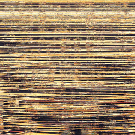 oldstyle: Old-style background, aging texture. With different color patterns: yellow (beige); brown; gray; black Stock Photo