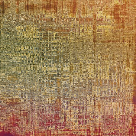 violet red: Vintage spotted textured background. With different color patterns: yellow (beige); brown; purple (violet); red (orange)